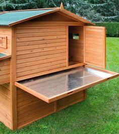 Chicken Hut, Easy Chicken Coop, Portable Chicken Coop, Chicken Cages, Chicken Garden, Chicken Coop Designs, Chicken Coop Pallets, Backyard Chicken Coop Plans, Building A Chicken Coop