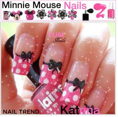 Disney Nail Design Gallery Ceasy Nail Art Designs For Beginners