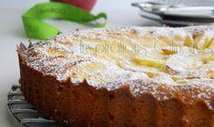 Tarte suisse aux pommes | Le Blog cuisine de Samar Apple Recipes, Sweet Recipes, Cake Recipes, Dessert Recipes, Quiches, Cupcakes, Gateau Cake, Mousse Au Chocolat Torte, Sweet Pie