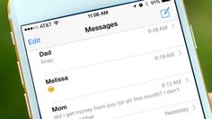 Cómo Solucionar el Error Unicode de la App Messages en iOS 8 Ios 8, How To Get Money, Messages, Text Conversations