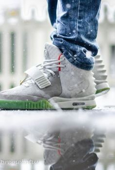#Nike #Air #Yeezy II