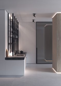 Interior design of the apartment of a young man