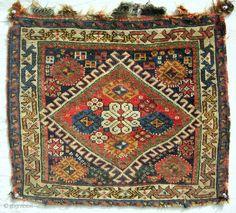 1870 Fine Qashqai bagface
