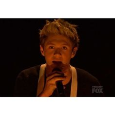 One Direction Little Things The X Factor USA ❤ liked on Polyvore