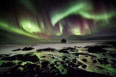 Northern Lights - Reykjanes by OZZO Photography on 500px