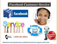 Get essential technical aid via Facebook Customer Service? @ 1-850-361-8504