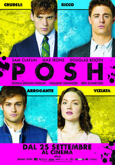The Riot Club (2014) Posh by Laura Wade