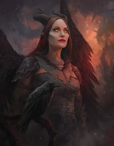 Maleficent by yonaz on DeviantArt Disney Princess Tattoo, Punk Princess, Fanart, Maleficent Movie, Maleficent Quotes, Maleficent Cosplay, Malificent, Alternative Disney, Disney Posters