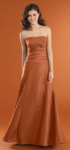 ♥•✿•♥•✿ڿڰۣ•♥•✿•♥  Copper colored gown.  ♥•✿•♥•✿ڿڰۣ•♥•✿•♥