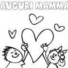 Auguri mamma! Children, Kids, Clock, Mom, Watches, Design, Pirate Theme, Young Children, Young Children
