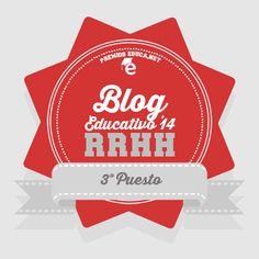 Tercer Puesto RRHH Premios Educa 2014