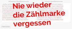 WordPress Plugin: VG WORT – nie wieder die Zählmarke vergessen - Mehr Infos zum Thema auch unter http://vslink.de/internetmarketing