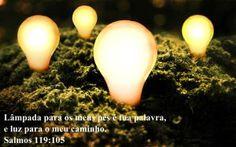 Projeto AMIGOS :) Lâmpada para os meus pés é tua palavra...