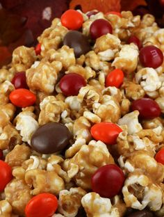 recipe pumpkin marshmallow popcorn balls popcorn and marshmallow - Great Halloween Appetizers