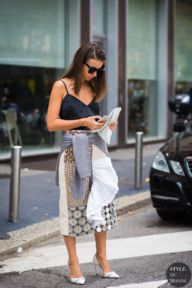 STYLE DU MONDE / Milan Fashion Week SS 2016 Street Style: Natasha Goldenberg  // #Fashion, #FashionBlog, #FashionBlogger, #Ootd, #OutfitOfTheDay, #StreetStyle, #Style