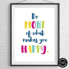The Enchanting Mondays Printable Library boasts over 170 unique designs, each with an inspiring message. A brand new design is added every week, so the collection is always growing! Quote Posters, Quote Prints, Printable Quotes, Printable Wall Art, Finding Purpose, Digital Form, Inspirational Message, Are You Happy, Mondays