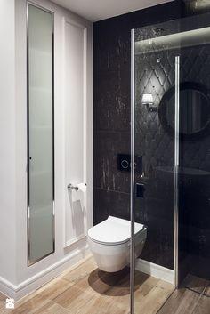 Prywatna łazienka przy sypialni - zdjęcie od GSG STUDIO | interiors & design - Łazienka - Styl Glamour - GSG STUDIO | interiors & design