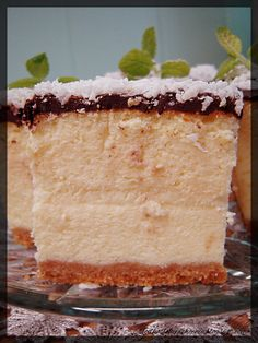 Food Cakes, Cheesecakes, Vanilla Cake, Cake Recipes, Good Food, Food And Drink, Cookies, Diet, Cake Ideas