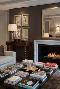 CHELSEA - LONDON - RECEPTION ROOM - TODHUNTER EARLE - INTERIOR DESIGN - CITY CHIC