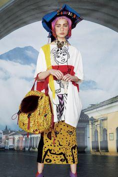 Tsumori Chisato Pre-Fall 2018 Fashion Show Collection