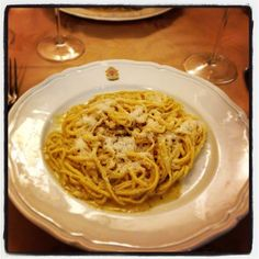 Spaghetti, Italy