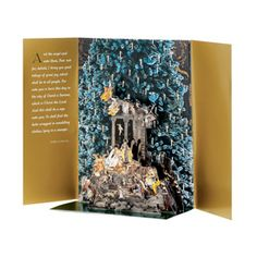X is for XMAS CARDS - Pop-Up Metropolitan Museum of Art Christmas Tree Holiday Cards (suggested via museumarketing on Twitter) #MuseumABC