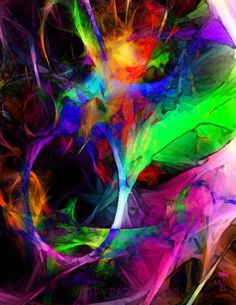 mystic 8 c mb08 an abstract of color from a new series caleed infinite ...