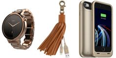 Fashionable Tech Accessories - Newest Wearable Tech and Fashion Tech