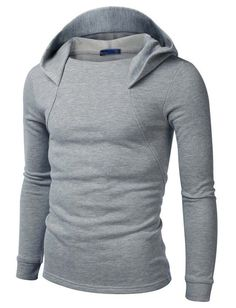 Item Type: Hoodies Gender: Men Clothing Length: Regular Hooded: Yes Collar: O-Neck Sleeve Length: Full Pattern Type: Solid Type: Slim Material: Cotton, Polyester Thickness: Standard Fabric Type: Broad