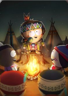 Storyteller Jimmy card in Phone Destroyer South Park Game, South Park Funny, Creek South Park, Stan Marsh, South Park Fanart, Pokemon, Cartoon Characters, Storytelling, Art Reference