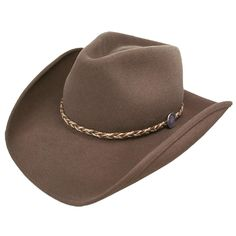 Stetson Rawhide 3XXX Crushable Buffalo Fur Felt Hat #holidays #christmas #contest