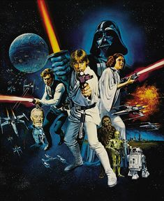 Star Wars is one of the greatest movies of all time. How could you not love it?