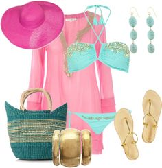 Outfits de Moda ...Me Tomo Cinco Minutos: Días de Playa
