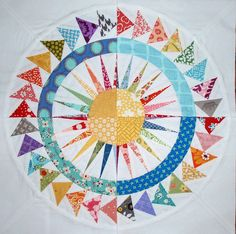 awesome quilt block!  Tutorial at: http://www.scribd.com/mobile/doc/72803620
