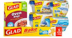 Win a GLAD Hamper