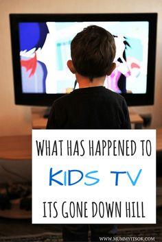 Kids Telly | Children's Television Programmes | Children Watching TV | Children's Cartoons |