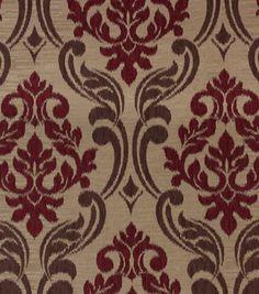 Richloom Studio Upholstery Fabric-Ravi/Berry