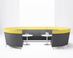 Intima Modular large scale configuration for open spaces.