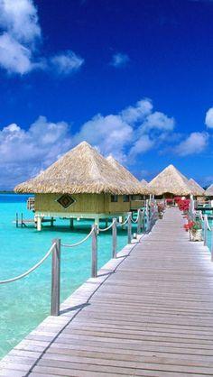 Bora Bora – The Most Romantic Island, Information and Gallery   Take a Quick Break