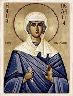 Santa María, Madre de Dios y Madre nuestra: Santa Tais la penitente 8 de Octubre