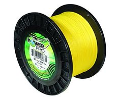 Power Pro 21100050300Y Braided Spectra Fiber Fishing Line 5 lb300 yd HiVis Yellow * You can find more details by visiting the image link.