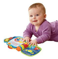VTech Rhyme and Discover Book. Baby gifts and toys for kids!