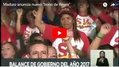 Maduro compra conciencias con un nuevo bono de 500.000 Bs inútiles