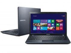 Notebook Samsung Ativ Book 2 Intel Dual Core - 4GB 500GB Windows 8 LED 14 HDMI Bluetooth 4.0