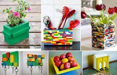 Construire des objets utiles en Lego ~ GOODIY