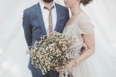Such a naturally beautiful #wedding bouquet! From http://greenweddingshoes.com/washington-ranch-wedding-kristen-michael/  Photo Credit: http://benblood.com/