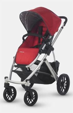 Our Top Reviewed Stroller: UPPAbaby Vista Stroller