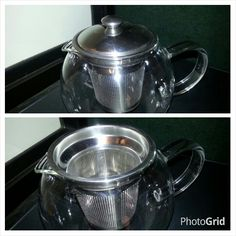 The Cha House - mini glass tea pot with stainless steel infuser   Shipped all over the world  thechahouse@yahoo.com