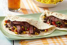 Mordu de fajitas au bifteck grillé? Cette recette digne d'un restaurant est pour vous: prête en tout juste 30minutes, elle est facile à préparer et savoureuse!