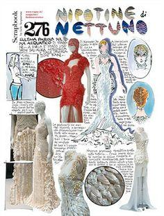 Lele Acquarone, Vogue Italia, February 2012, n. 738, p. 276